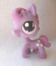 Blossom * Custom Littlest Pet Shop My Little Pony