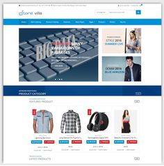 StoreVilla theme gratuit WordPress responsive