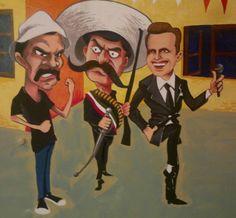 Trio Ronald Mcdonald, Joker, Fictional Characters, Art, Hipster Stuff, Art Background, Kunst, The Joker, Performing Arts