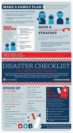 Save the Children Emergency Preparedness