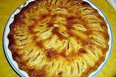 Schweizer Apfelwähe (Rezept mit Bild) von Kondi73   Chefkoch.de