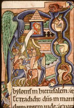 Paris, Bibl. Sainte-Geneviève, ms. 0009, f. 111 - vue 3