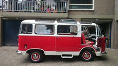 Ford Taunus Transit panorama bus