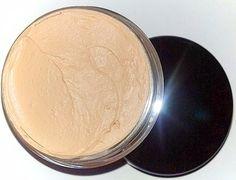 AIRLESS PUMP JAR - DREAM CREAM Mineral Makeup Creamy Foundation by LittleStuff4u, $25.00