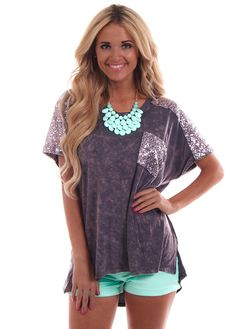 Lime Lush Boutique - Sequin Detail Top , $36.99 (http://www.limelush.com/sequin-detail-top/)