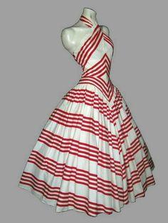 Retro cute dress!