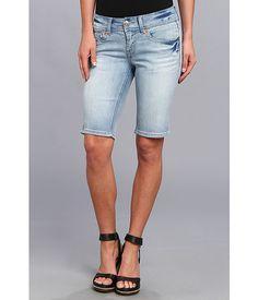 """Seven7 Jeans 11"""" Bermuda Quest - 6pm.com"""
