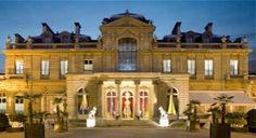 Musee Jacquemart-Andre, boulevard Haussman