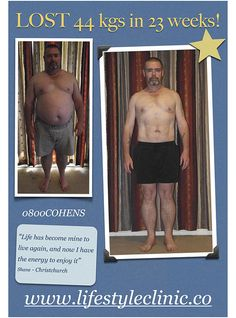 Shane S | Weight loss success story