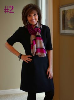 3 Easy Ways To Tie A Scarf - Walking in Grace and Beauty