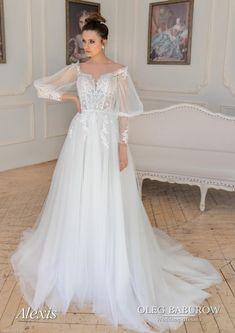 Outdoor Wedding Dress, Sheer Wedding Dress, Classic Wedding Dress, Wedding Gowns, Lace Weddings, Bridal Lace, Bridal Looks, Bridal Collection, Bridal Dresses