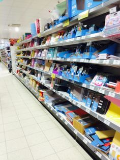 Home Bargains Value Retail Grocery Non Food Layout Merchandising Visual