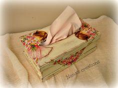 Box for handkerchiefs