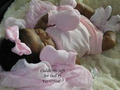 AA / Ethnic Reborn Baby Girl for sale - Esme by Laura Lee Eagles Reborn Dolls For Sale, Baby Dolls For Sale, Reborn Baby Girl, Reborn Babies, African American Baby Dolls, Realistic Baby Dolls, Laura Lee, Eagles, Cuddling