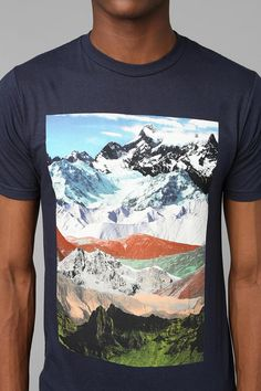 Altru Mountains Tee #urbanoutfitters