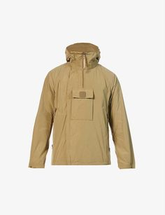 CP COMPANY - Memri asymmetric shell jacket | Selfridges.com Uk Time, Chinese English, Tailored Trousers, Funnel Neck, Spring And Fall, Spring Outfits, Parka, Military Jacket, Looks Great