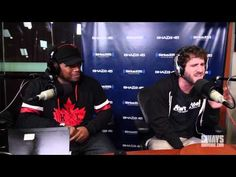 Lil Dicky Steps Up to the Mic for an Exclusive Sway In The Morning Freestyle - YouTube