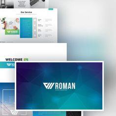 Marketing Agency.  Powerpoint тема
