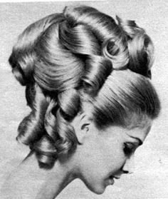 (notitle) The post (notitle) & fryzuren appeared first on Lilac hair . 1960 Hairstyles, Vintage Hairstyles, Cool Hairstyles, Hairdos, 1960s Hair, Lilac Hair, Very Long Hair, Beautiful Long Hair, Bad Hair