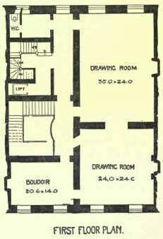 on georgian style home plans drawing.html