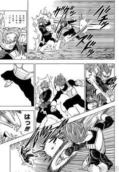 Dragon Ball Super CHAPITRE 22 (complet)