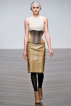 Bora Aksu - www.vogue.co.uk/fashion/autumn-winter-2013/ready-to-wear/bora-aksu/full-length-photos/gallery/930085