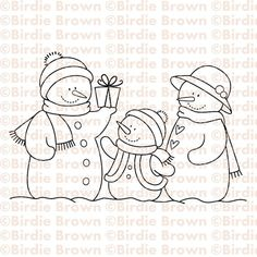 Christmas coloring pages Christmas Colors, Christmas Snowman, Christmas Crafts, Cross Stitch Embroidery, Hand Embroidery, Embroidery Designs, Machine Embroidery, Colouring Pages, Coloring Books