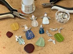 Angel pendants (handcrafted) for Sale in Dover, NH - OfferUp Ladybug Jewelry, Angel Pendant, Jewelry Accessories, Pendants, Chain, Glass, Jewelry Findings, Drinkware, Hang Tags