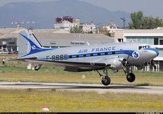 Douglas C-47A Skytrain (DC-3) - Air France (Dakota et Compagnie)   Aviation Photo #2176468   Airliners.net