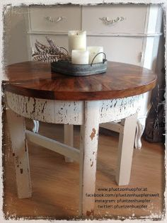 PfUeTzEnHuEpFeR`s Welt www.pfuetzenhuepfer.at vintage chalk paint shabby chic diy upcycling interior