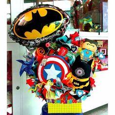 Balloon Box, Balloon Gift, Balloon Bouquet, Balloon Arrangements, Balloon Decorations, Flower Box Gift, Chocolate Bouquet, Presents For Kids, Candy Bouquet