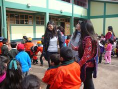"""Volunteer Sophia Dong in Peru Cusco Teaching-Education Program April 12 to May 24, 2015 """"My entire life, I have sought to expand my boundaries, push myself out of the comfort zone, and open my mind to new perspectives. I have traveled to some exotic places and met people from all walks of life, but for the past 12 years I've been preoccupied with schoolwork, keeping up grades, and academics. For the first time in my life, I am old enough to travel on my own and have an opportunity to visit…"""