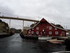 Rovær, Haugesund County, Norway  Birthplace of Grandpa Haakon