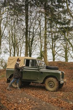 The Londoner » New Old Land Rover