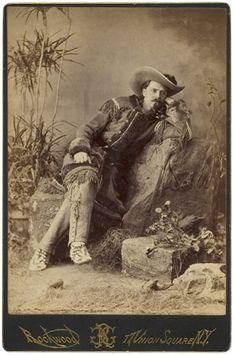 "Pgeist066 - ""Buffalo Bill"""