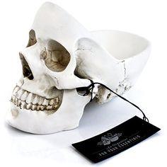 Halloween y dia de muertos: SUCK UK Skull Design Desk and Room Tidy Suck UK https://www.amazon.com.mx/dp/B00BETY78M/ref=fastviralvide-20