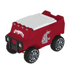 Washington State Cougars Remote Control Cooler w/ MP3 Player