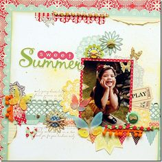 Iris Babao Uy - beautiful #layout!