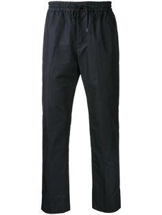 JUUN.J drawstring cropped trousers. #juun.j #cloth #trousers