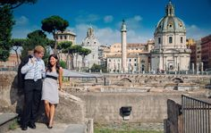 A nice couple from Singapore to make this day enjoyable for me as a photographer. We made a few captures at the Coliseum went down Via Fori Imperiale and went to Capitol Hill. We finished a photo session at the Pantheon. Pleasant couple I did not want to leave them! Lydia & Phill
