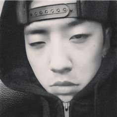 Yongguk's instagram update... He looks really tired: (
