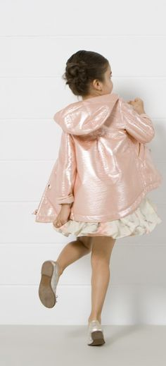 pv15-lookbook-infantil-niña-10 Carrera, Baby Kids, Ruffle Blouse, Babies, Tops, Women, Fashion, Spring Summer, Move Forward