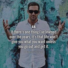 Go out and get it!  Via: @lewishowes  #entrepreneurs #entrepreneurship #entrepreneurlife #business #businessman #quoteoftheday #businesswoman #businessowner #work #success #working #grind #foundr #startup #money #magazine #moneymaker #cash #startuplife #successful #passion #inspiredaily #hardwork #desire #motivational #motivation #lifestyle #happiness