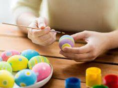 Картинки по запросу красим яйца