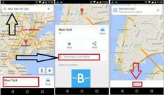 Google Maps Offline – Use Google map without net