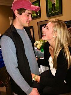 perfect preppy couple! <3