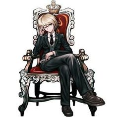 See more 'Danganronpa' images on Know Your Meme! Danganronpa 1, Danganronpa Characters, Byakuya Togami, Danganronpa Trigger Happy Havoc, The Face, Video Game Art, Video Games, School Life, Akira