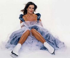 Katarina Witt, Olympic gold medalist and sexiest Communist ever.
