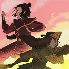 "sokoeart on Twitter: ""Rangi & Kyoshi for a request on ig #atla #AvatarTheLastAirbender #avatarkyoshi #kyoshinovels… "" Avatar Aang, Avatar Airbender, Suki Avatar, Kyoshi Warrior, The Last Avatar, Avatar World, Avatar Series, Korrasami, Fire Nation"
