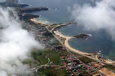 playas O Grove Galicia